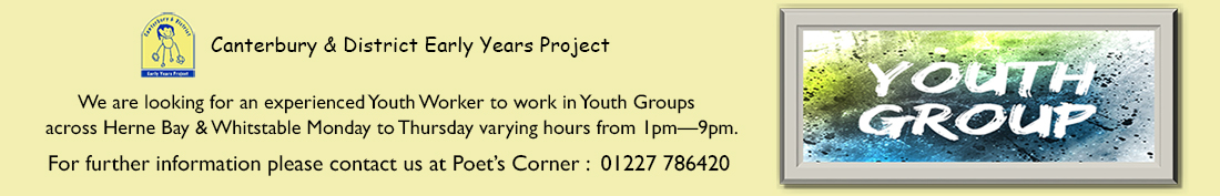 Youth Workers Banner